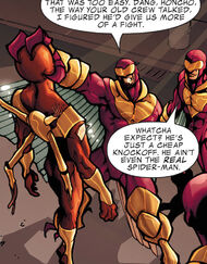 Vulturions (Earth-616) from Avengers The Initiative Vol 1 7 0002