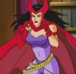 Wanda Maximoff (Earth-730784) from The Avengers United They Stand Season 1 1 0001