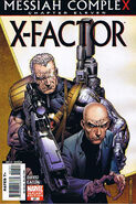X-Factor Vol 3 27 Variant Cheung