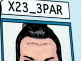 X23 3PAR (The Sisters) (Earth-616)
