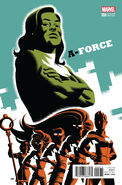 A-Force Vol 2 3 Cho Variant