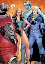 Agents of Atlas (Earth-12151) from Secret Wars Agents of Atlas Vol 1 1 001