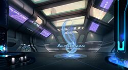 Alchemax (Earth-TRN199) Spider-Man Edge of Time