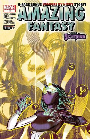 Amazing Fantasy Vol 2 11