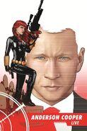 Black Widow Vol 5 12 John Tyler Christopher Variant Textless