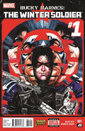 Bucky Barnes The Winter Soldier Vol 1 1