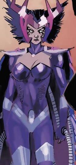 Cal'syee Neramani (Earth-616) from New Mutants Vol 4 5 001