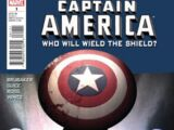 Captain America: Who Will Wield the Shield? Vol 1 1