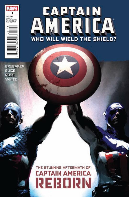 Captain America - Who Will Wield the Shield? Vol 1 1