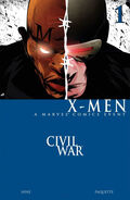 Civil War X-Men Vol 1 1