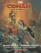 Conan the Barbarian - January 2019
