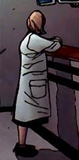 Darlene (Nurse) (Earth-616) from Civil War Vol 1 3 001