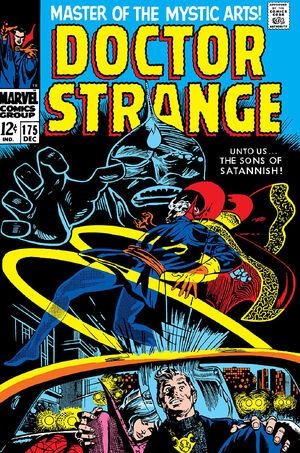 Doctor Strange Vol 1 175