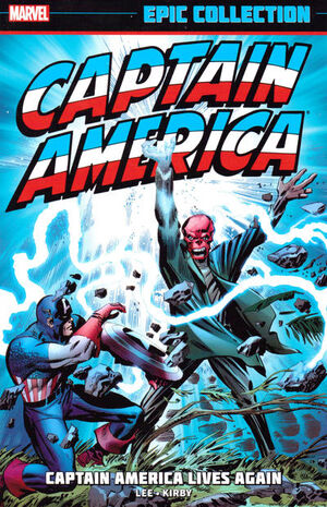 Epic Collection Vol 1 Captain America 1