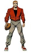Eugene Thompson (Earth-616) from Official Handbook of the Marvel Universe Vol 3 7 001