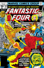 Fantastic Four Vol 1 189