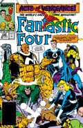 Fantastic Four Vol 1 335