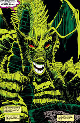 Fin Fang Foom (Earth-616) from Iron Man Vol 1 262 001