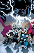 Generations The Unworthy Thor & The Mighty Thor Vol 1 1 Textless