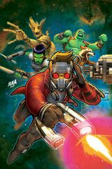Guardians of the Galaxy (Earth-TRN626)