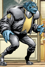 Henry McCoy (Earth-4321) from Marvel Universe The End Vol 1 1 0001