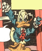 Howard the Duck (Earth-77606) Howard the Duck Newspaper Strip 1977