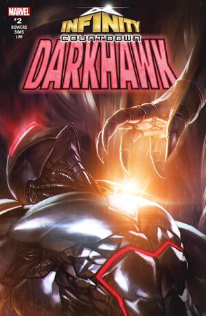 Infinity Countdown Darkhawk Vol 1 2