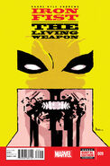 Iron Fist The Living Weapon Vol 1 9