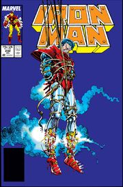 Iron Man Vol 1 232