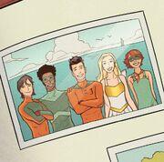 J-Team (Earth-616) from Runaways Vol 5 29 001