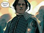 James Buchanan Barnes (Earth-311) from 1602 Witch Hunter Angela Vol 1 1 001