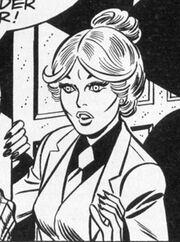 Janet Wynn (Earth-77013) Spider-Man Newspaper Strips Vol 1 002