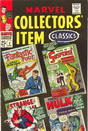 Marvel Collectors' Item Classics Vol 1 8