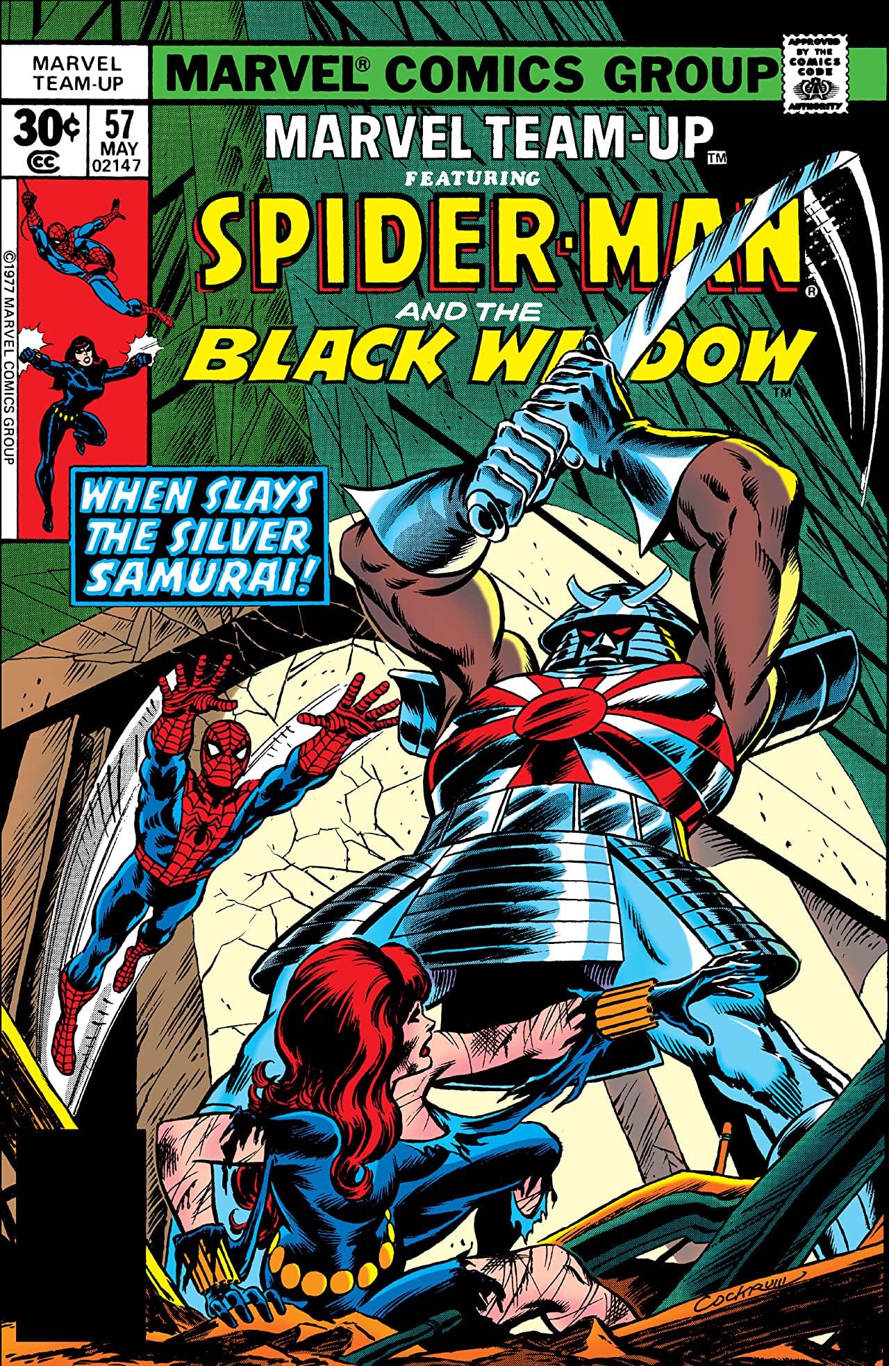 Marvel Team-Up Vol 1 57