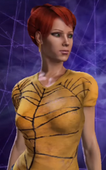 Mary Jane Watson (Earth-TRN579) from Spider-Man Edge of Time 001