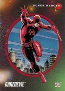 Matthew Murdock (Earth-616) from Marvel Universe Cards Series III 0001