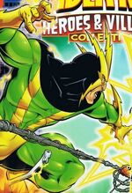 Maxwell Dillon (Earth-10995) from Spider-Man Heroes & Villains Collection Vol 1 43 0001