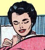 Mrs. Carter (Earth-616) from Love Romances Vol 1 105 0001