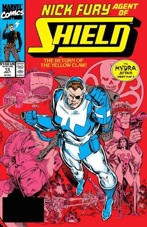 Nick Fury, Agent of S.H.I.E.L.D. Vol 3 13