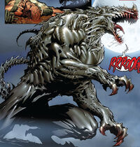 Predator X from X-Men Messiah Complex Vol 1 1 001