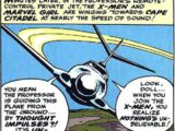 Professor X's Remote-Controlled Jet/Gallery