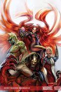 Secret Invasion Inhumans Vol 1 3 Textless