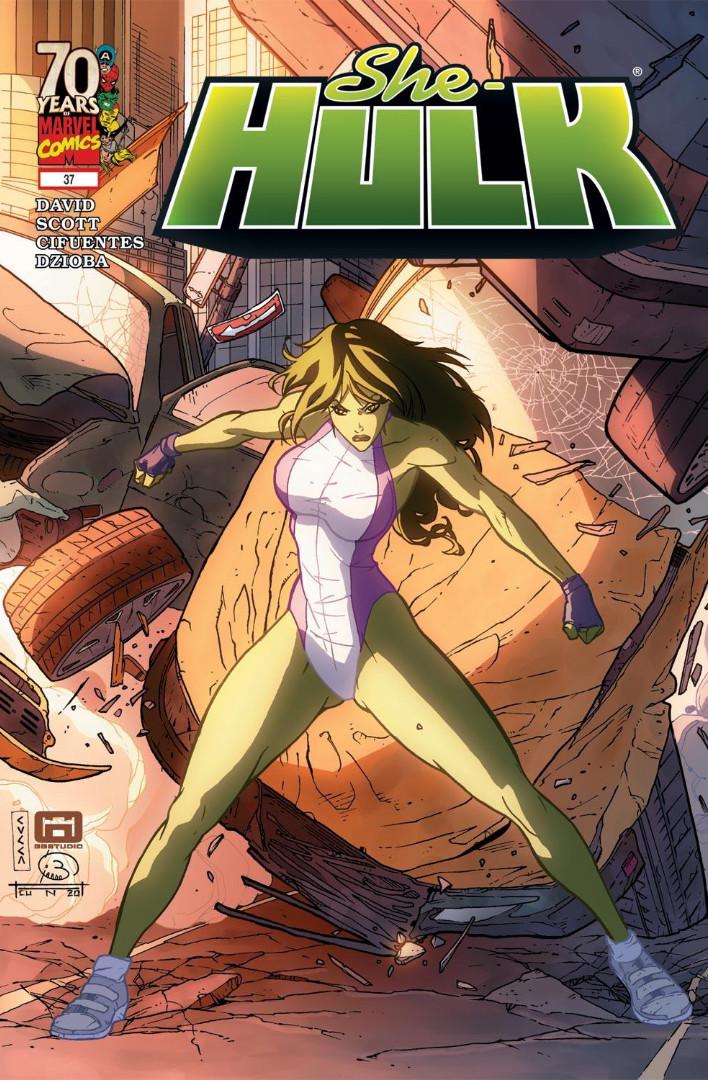 She-Hulk Vol 2 37
