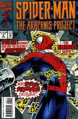 Spider-Man The Arachnis Project Vol 1 4