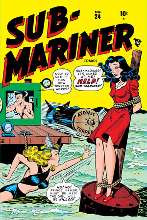 Sub-Mariner Comics Vol 1 24