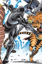 T'Challa (Earth-398) from Avengers Vol 3 3 0001