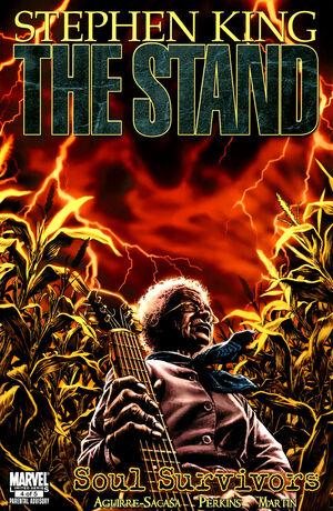 The Stand Soul Survivors Vol 1 4
