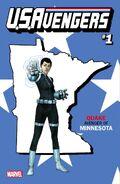 U.S.Avengers Vol 1 1 Minnesota Variant