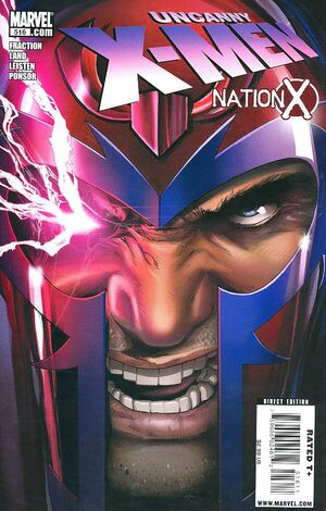 Uncanny X-Men Vol 1 516