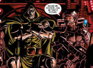 Victor von Doom (Earth-616) from Dark Avengers Vol 1 1 001